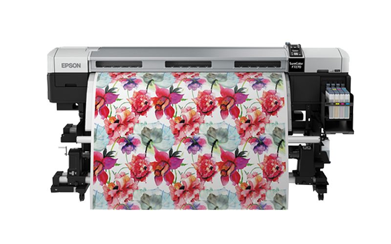 epson surecolor sc-f7270 sublimation printer
