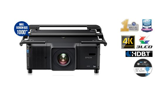 jual epson eb-l25000u high brightness laser projector