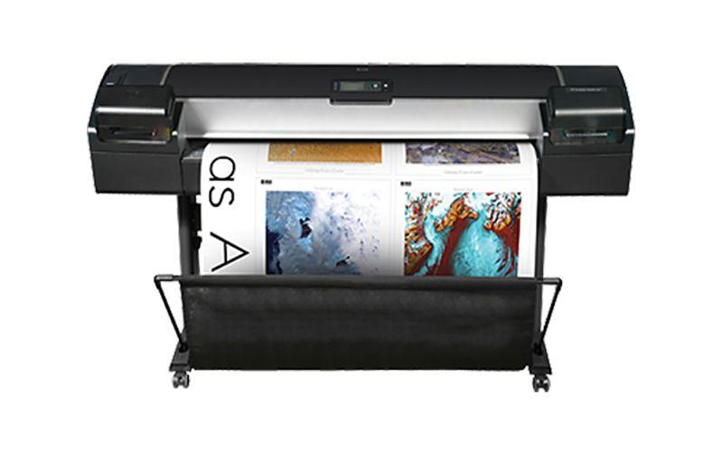 jual plotter hp designjet z5200 printer graphic photo