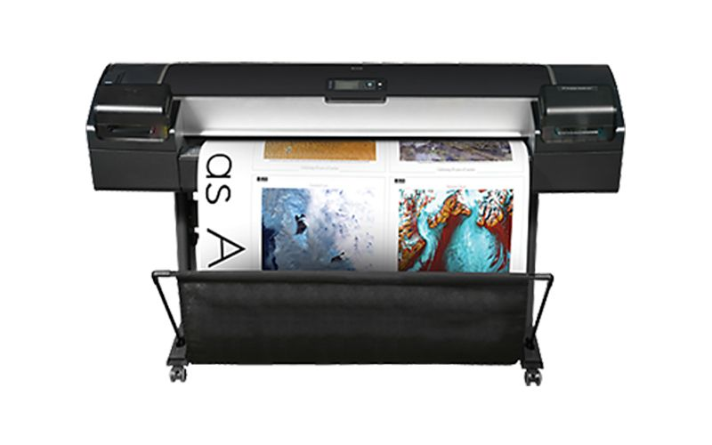 jual plotter hp designjet z5200 printer graphic photo