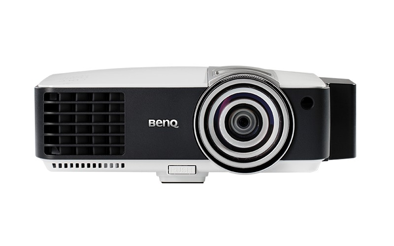 jual short throw projector benq dx807st