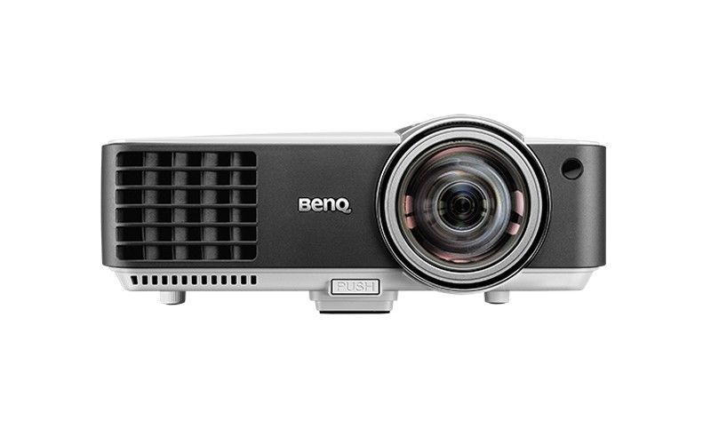 jual short throw projector benq mw824st