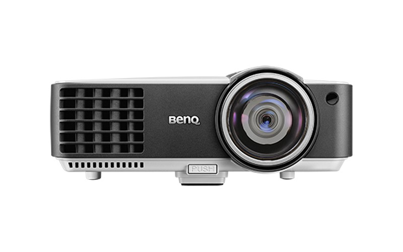 jual short throw projector benq mx806st