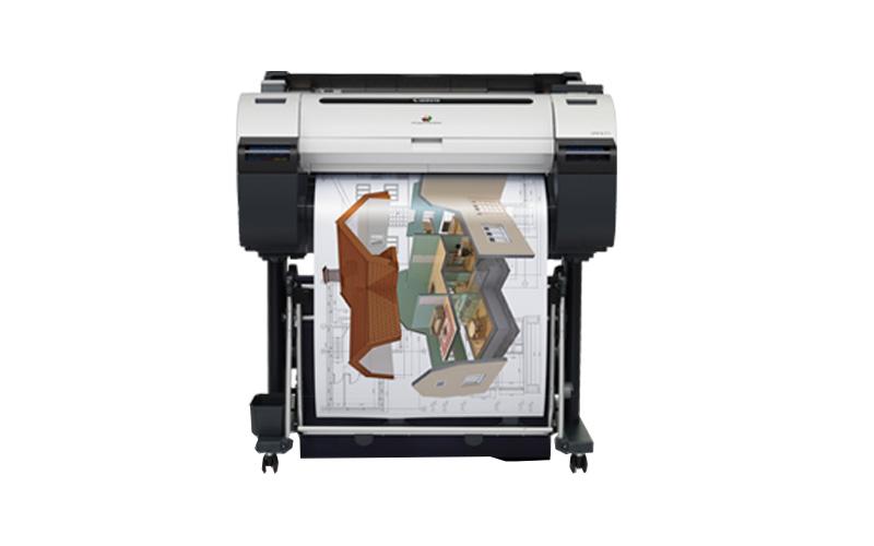 canon imageprograf ipf671 technical printer
