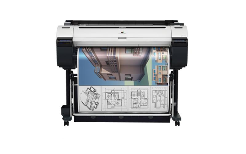 canon imageprograf ipf771 technical printer
