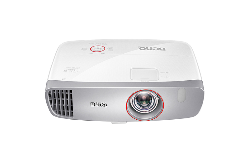 jual entertaining projector benq w1210st