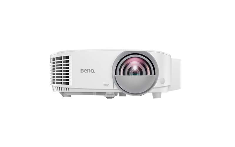 jual projector benq short throw dx808st