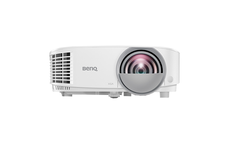 jual short throw projector benq mx808st