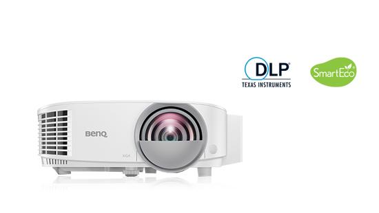 jual short throw projector benq dx808st