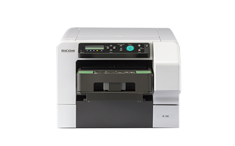 jual ricoh ri100 direct to garment printer
