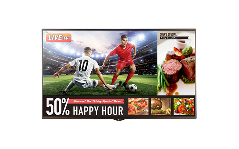 lg 49sm5kd digital signage display solution