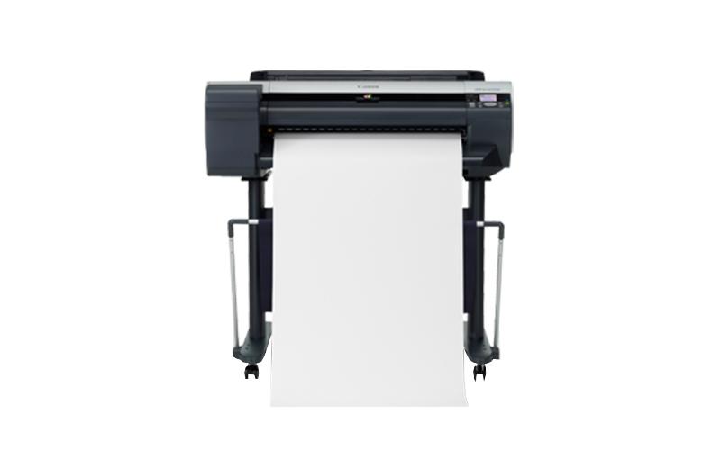 jual plotter canon imageprograf ipf5410se printer graphic photo