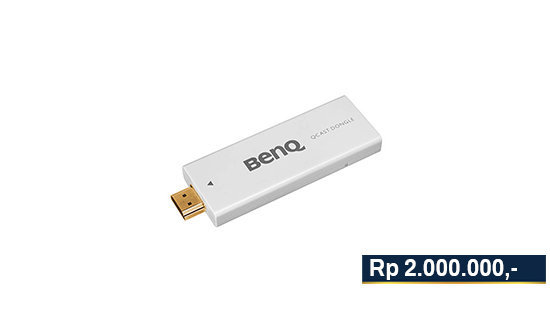 BenQ QCast QP01