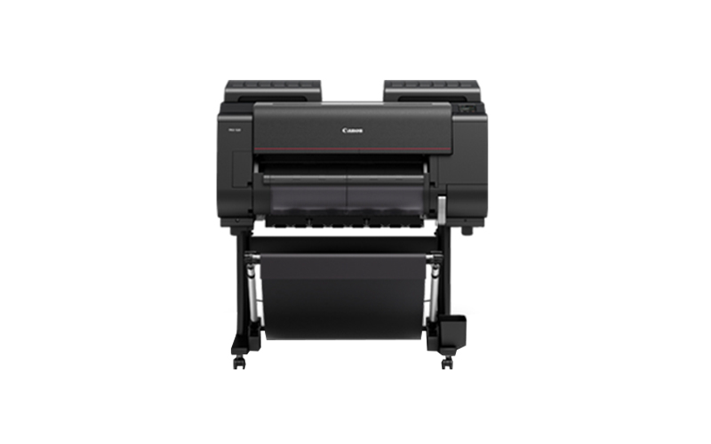 jual plotter canon imageprograf pro-520 printer graphic photo