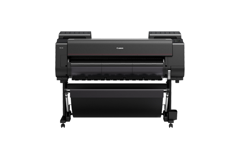 jual plotter canon imageprograf pro-540 printer graphic photo