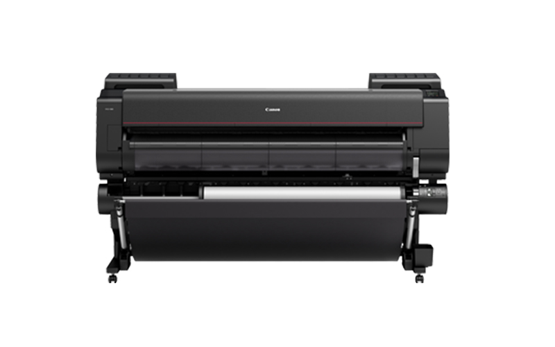 jual plotter canon imageprograf pro-560 printer graphic photo