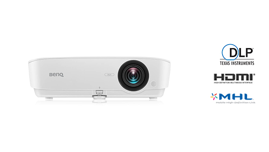 jual business projector benq mx532