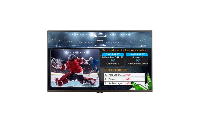 lg 32se3b digital signage display solution