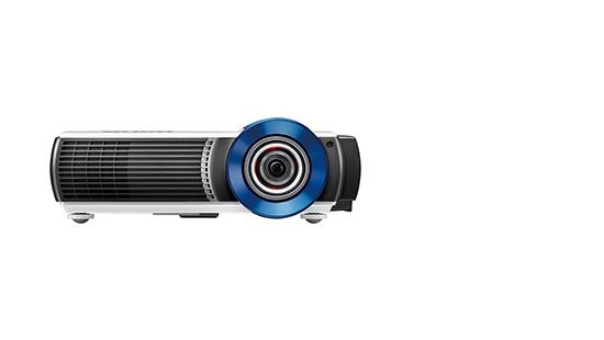 jual laser short throw projector benq lx810std