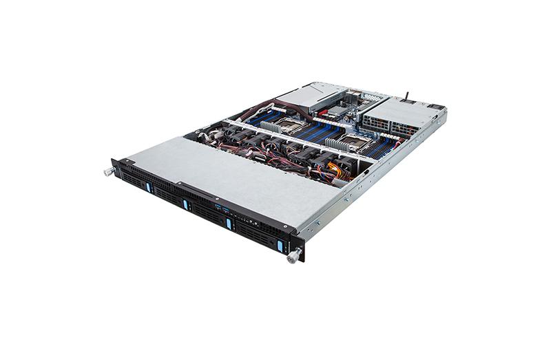 barebone 1u server r180-f34