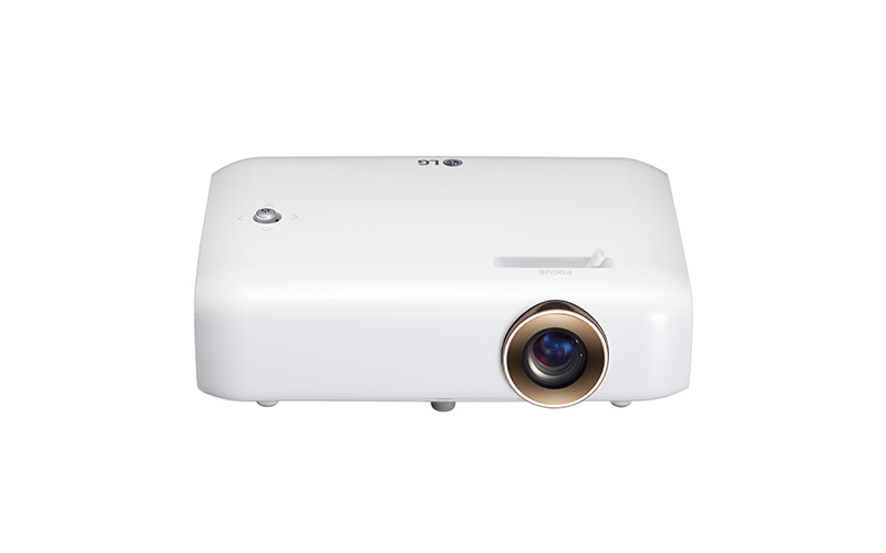 jual entertaining projector lg ph550g minibeam