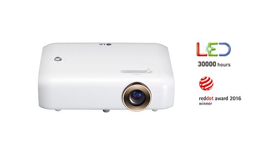 jual projector lg ph550g minibeam