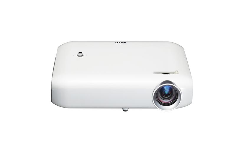 jual entertaining projector lg pw1000 minibeam