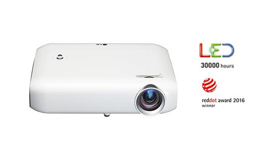 jual projector lg pw1000 minibeam