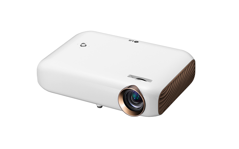 jual entertaining projector lg pw1500 minibeam