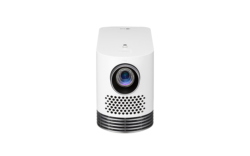 jual entertaining projector lg hf80jg probeam