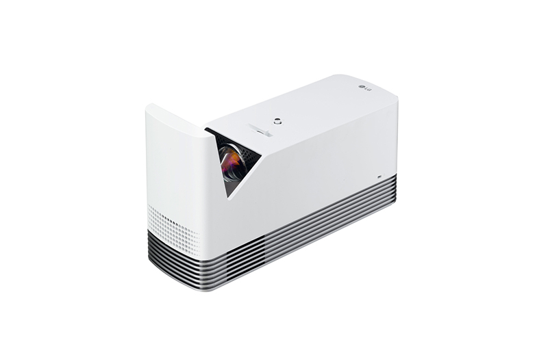 jual entertaining projector lg hf85jg probeam