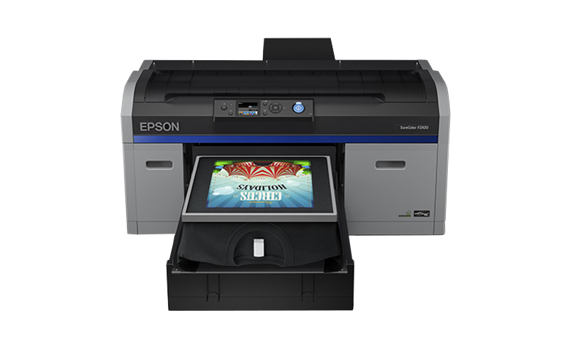 jual epson surecolor f-2130 direct to garment printer