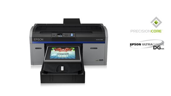 epson surecolor sc-f2130 direct to garment printer