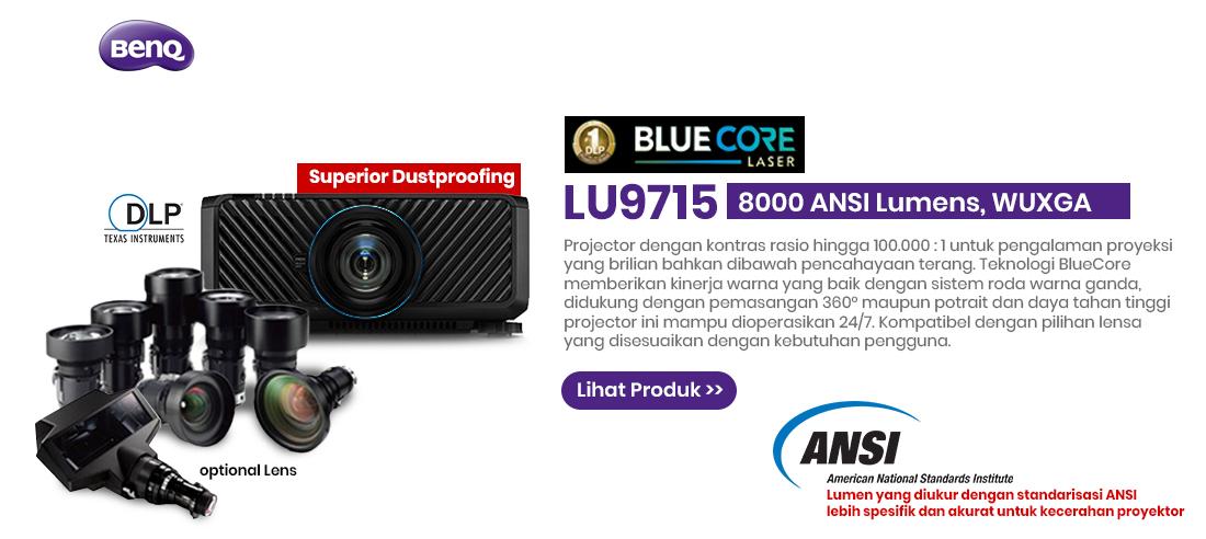 benq high brightness laser lu9715
