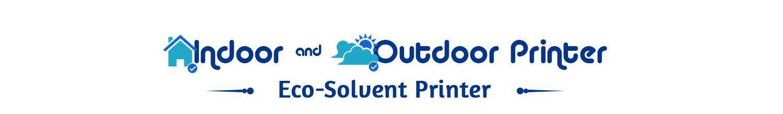 eco-solvent printer tab
