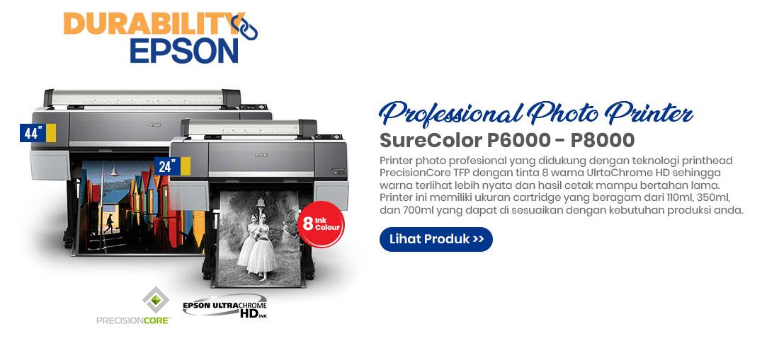 epson surecolor p6000 - p8000