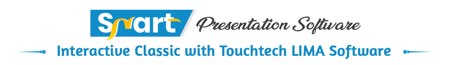 interactive classic with touchtech lima software tab