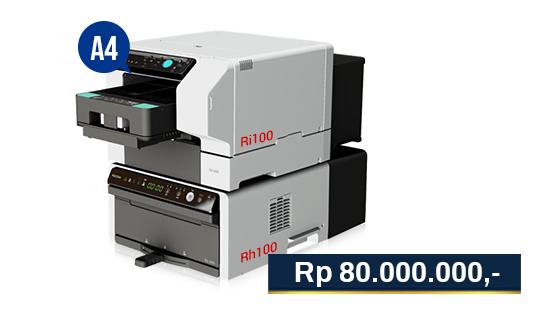 jual direct to garment printer ricoh ri100