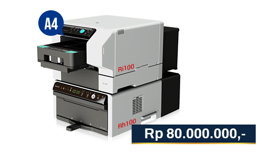 jual direct to garment printer ricoh ri100