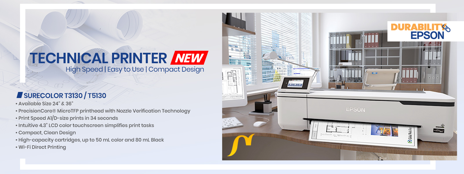 epson technical printer
