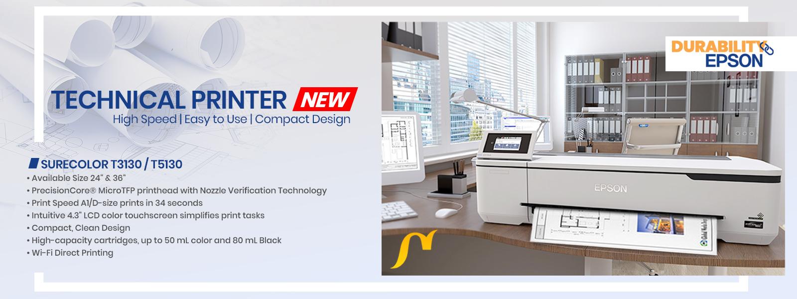 epson technical printer