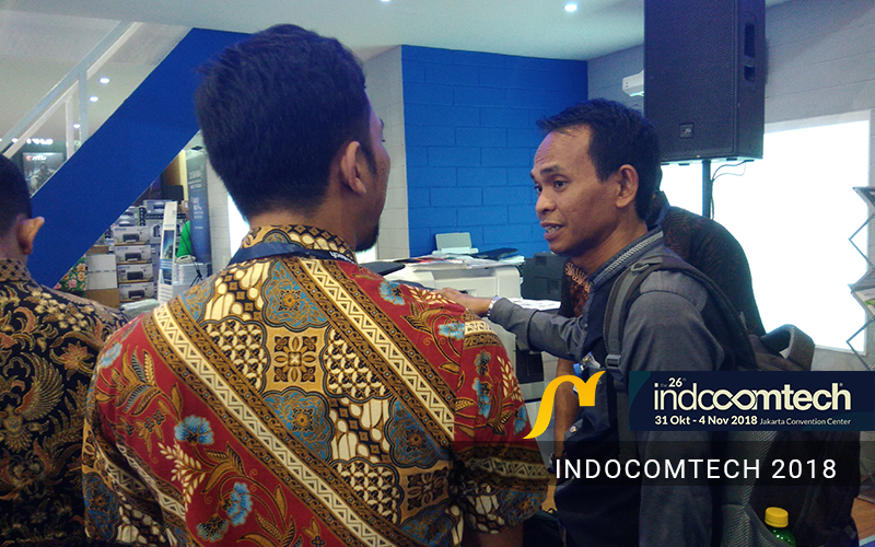 indocomtech 2018 gallery 1
