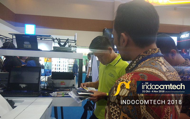 indocomtech 2018 gallery 2
