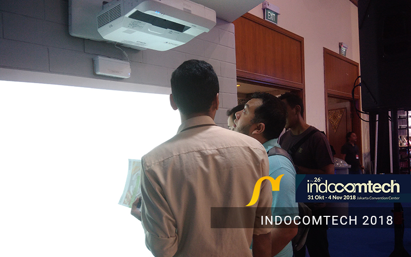 indocomtech 2018 gallery 4