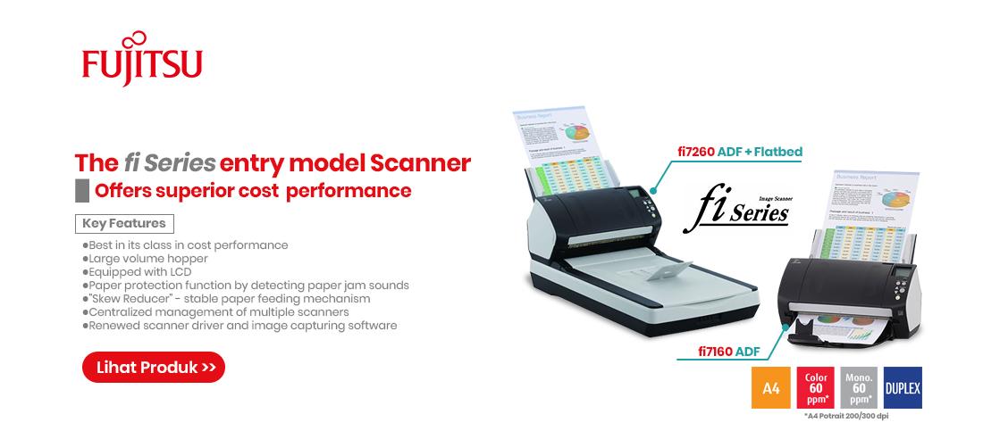 fujitsu scanner fi7160-fi7260