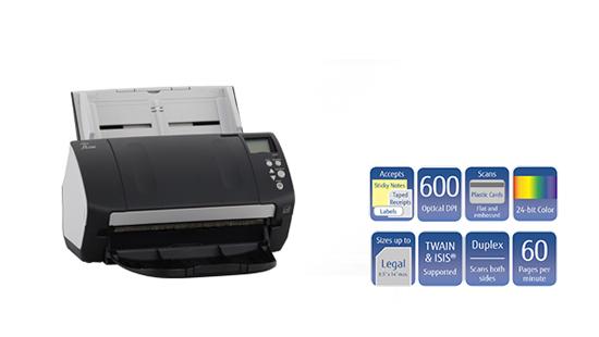 jual fujitsu fi-7160 document scanner
