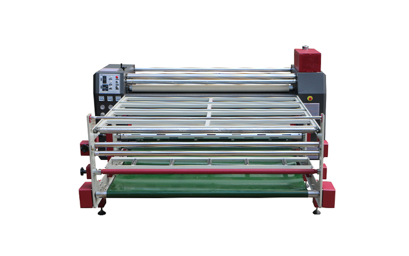 mesin heat press roll hcm-f4217c
