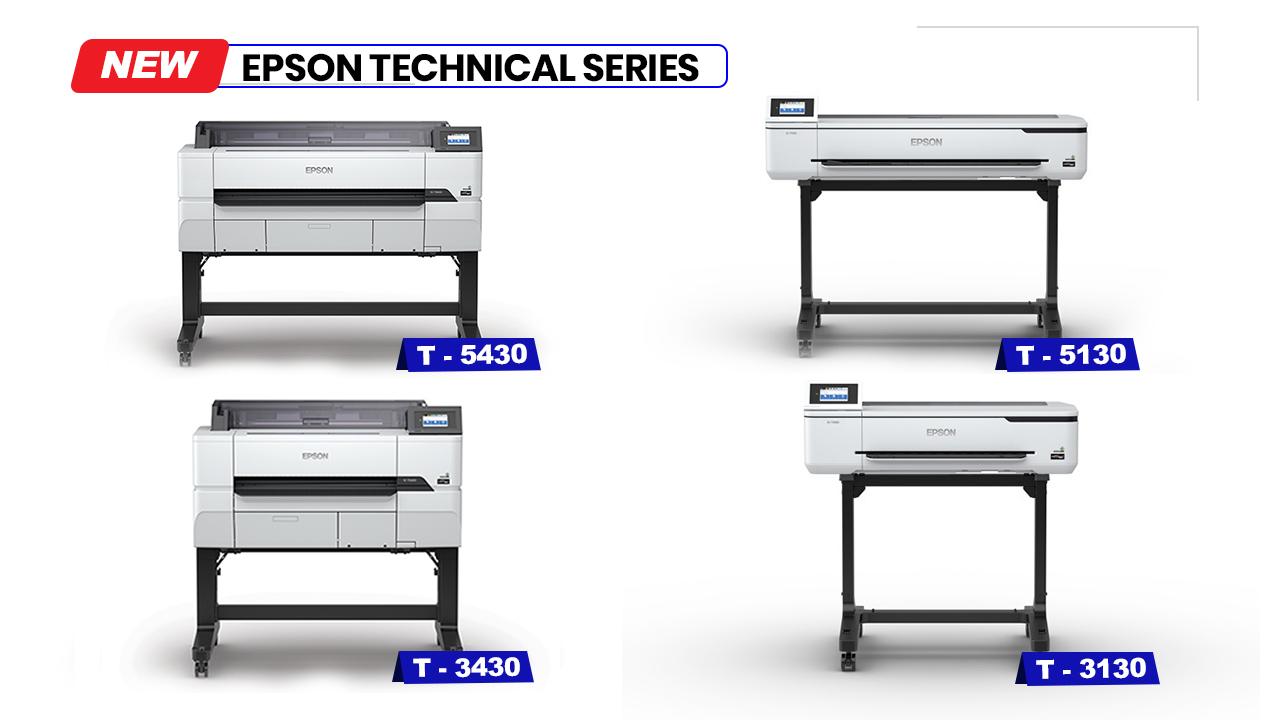 epson technical series terbaru