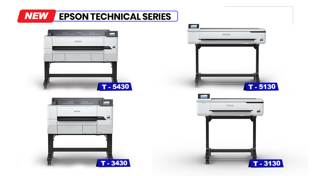 epson technical series terbaru