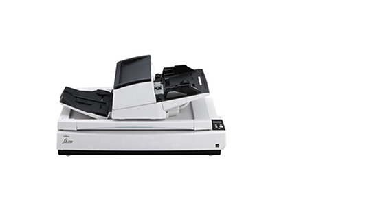jual fujitsu image scanner fi-7700